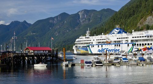 bc ferries set to resume its major route from horseshoe