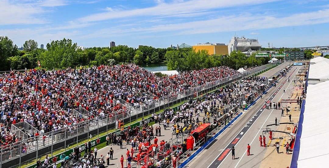 25 pics from Montreal's wild Grand Prix Weekend festivities (PHOTOS)