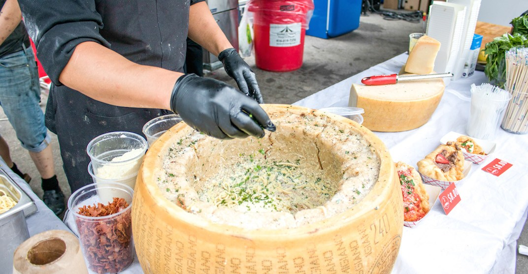 All the deliciousness you missed at Toronto's new Italian food festival (PHOTOS)