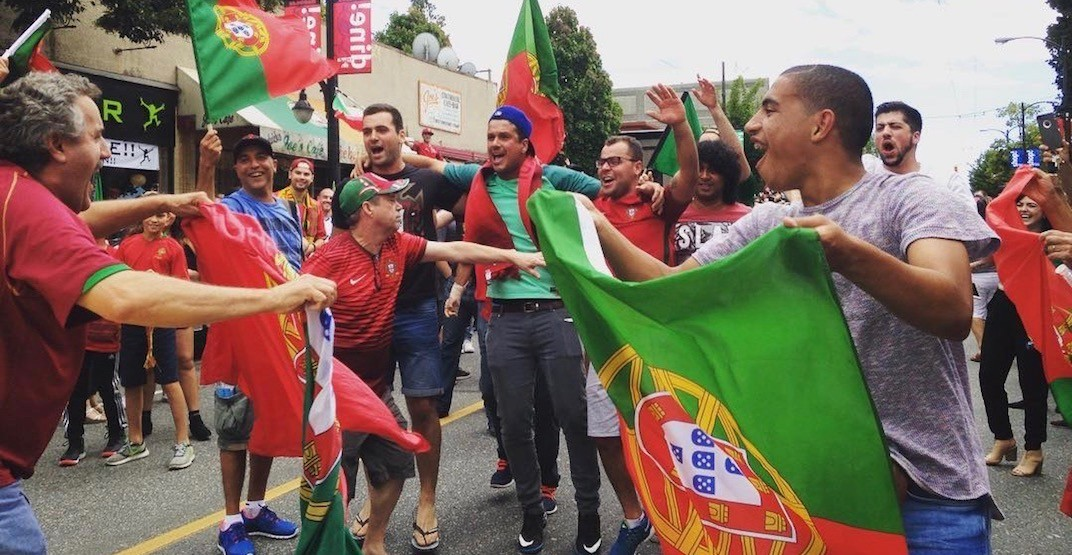 Where to watch your country's team in Vancouver during World Cup