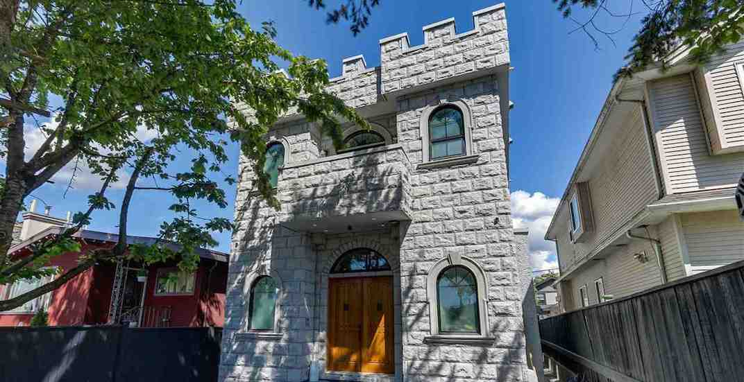 A Look Inside: This 'castle' in East Vancouver is for sale for $2.298 million (PHOTOS)