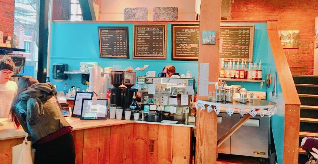 Beloved Downtown Vancouver coffee shop quietly shutters