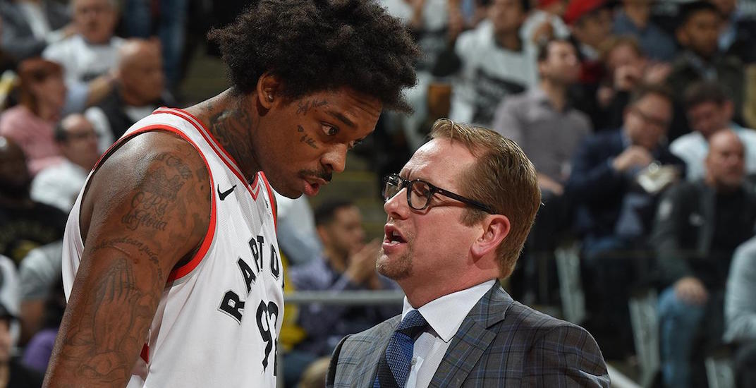 Nick nurse raptors