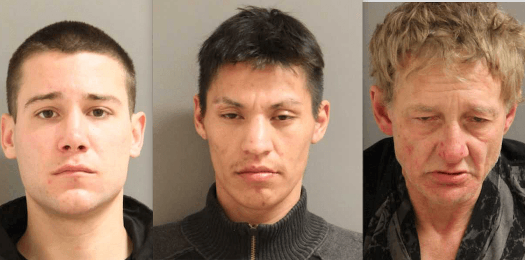 3 inmates on the run after escaping Red Deer Remand Centre Tuesday morning