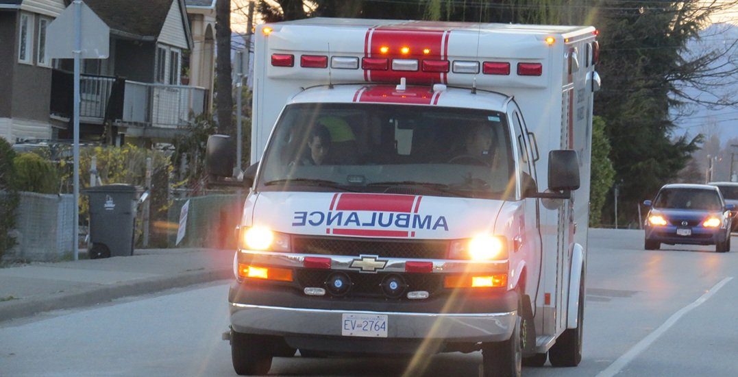 People with a genuine emergency refusing to go to hospital: BC paramedics