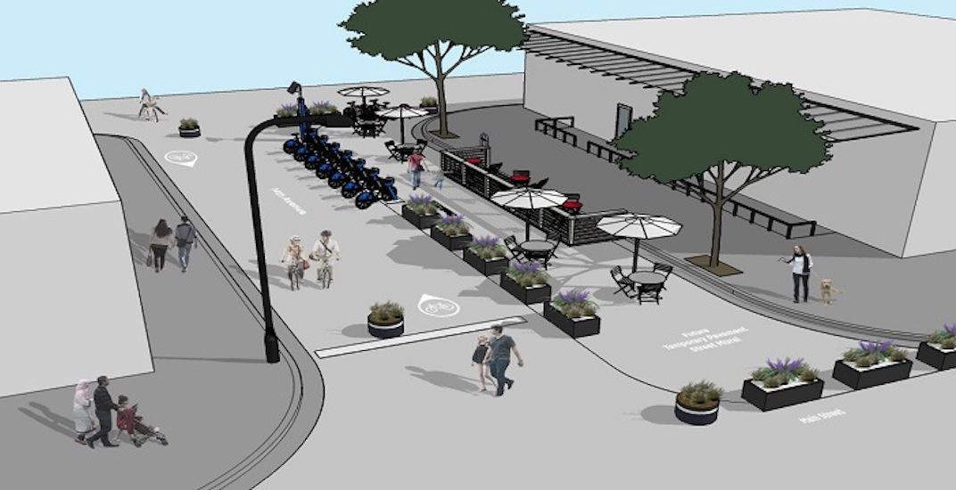 New public plaza coming to 14th Avenue and Main Street