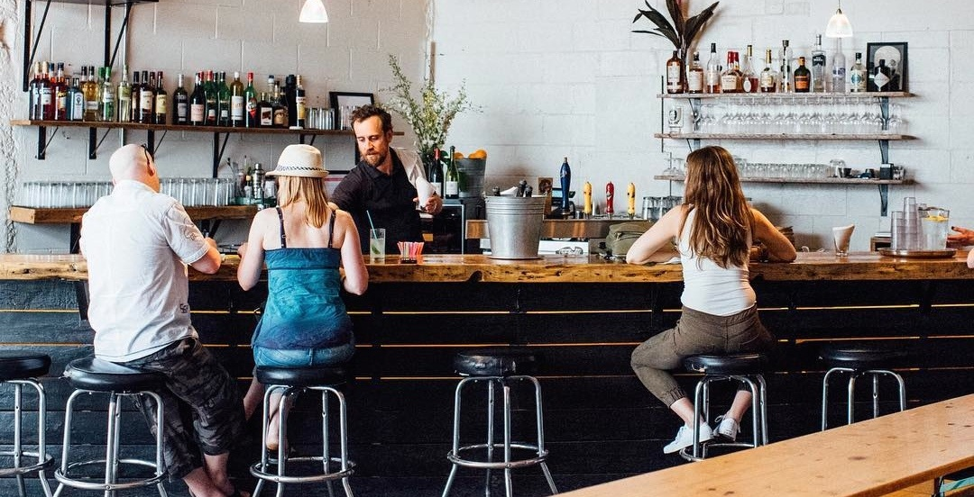 This bohemian-style summer-only bar has just reopened in Montreal