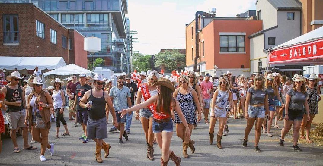 The Budweiser County Fair returns to Toronto this summer