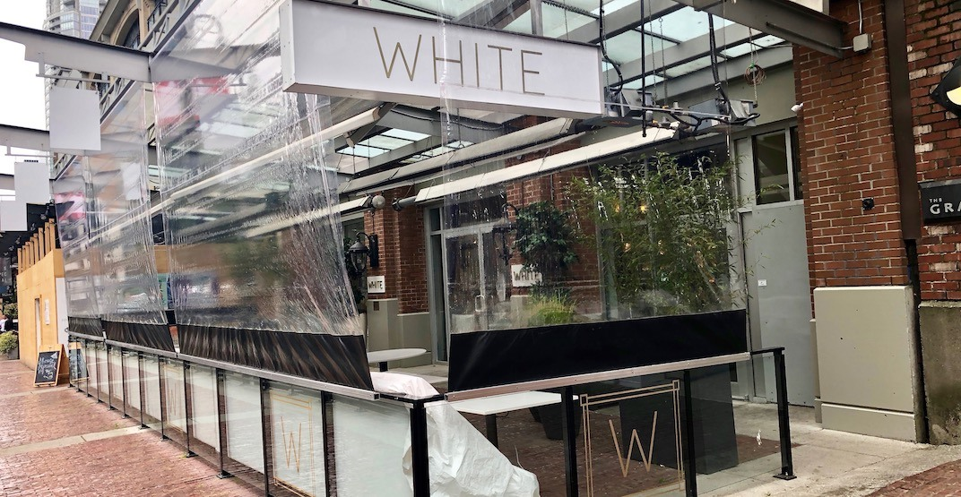 There's a bougie new lounge and kitchen opening in Downtown Vancouver