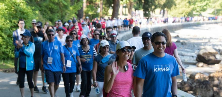 world partnership walk vancouver