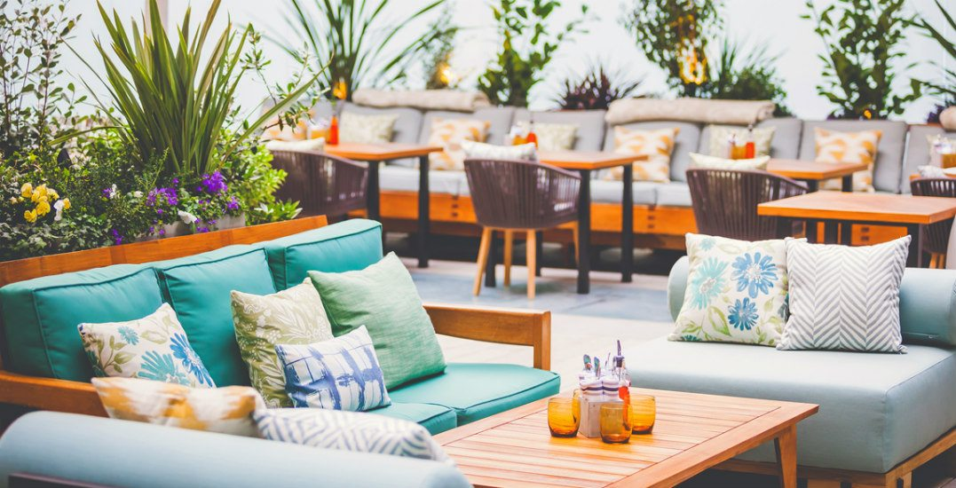 9 patios to take in summer vibes in Vancouver