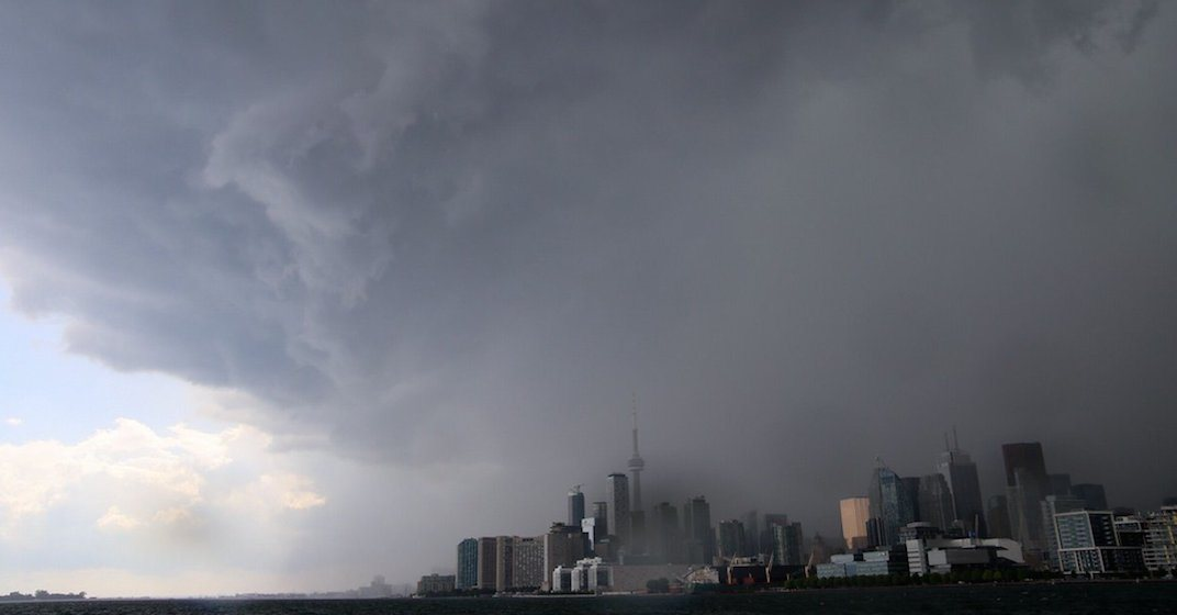 """Significant rainfall"" prompts special weather statement for Toronto"