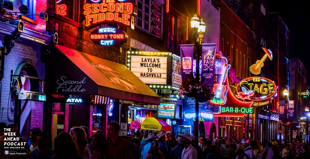 The Week Ahead: Ranking the best party towns in North America