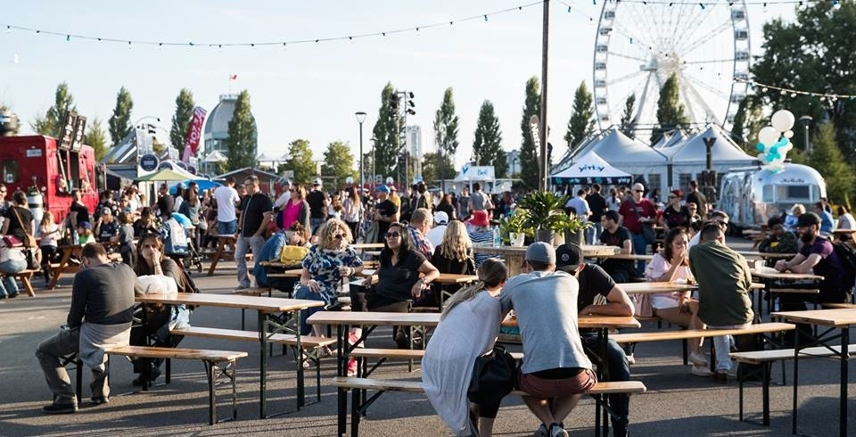 Montreal's biggest food festival returns to cap off the summer