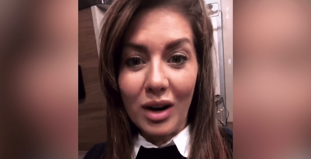 Jillian Harris rants about lack of Uber in BC after getting kicked out of cab (VIDEO)
