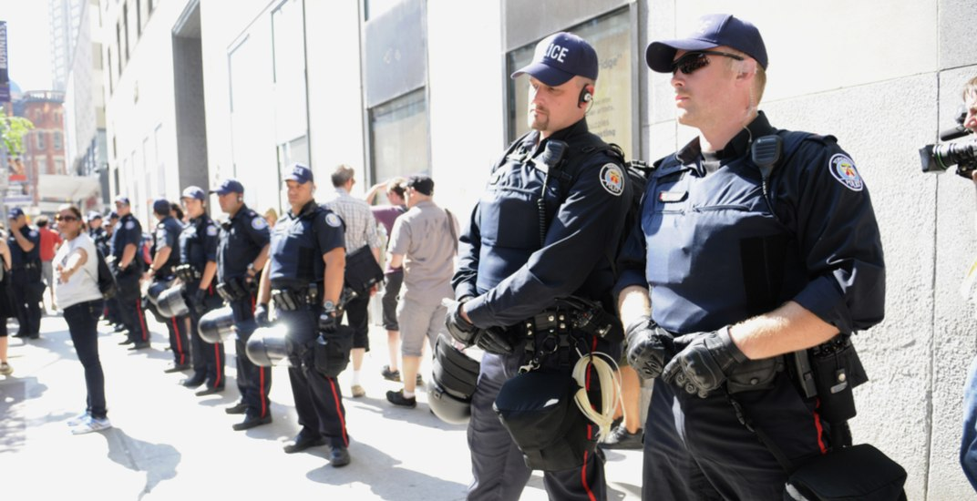 Police increasing number of officers downtown due to 'unconfirmed piece of information'