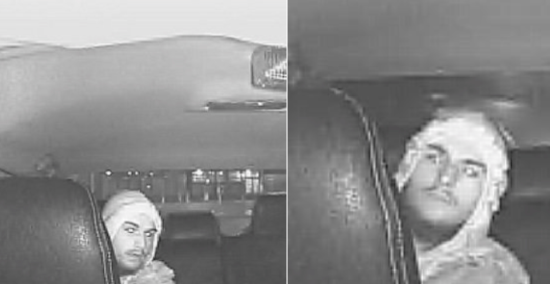 Police seeking suspect in alleged armed robbery of Burnaby cab driver