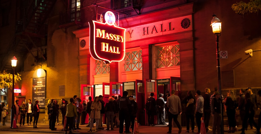 You can now own an iconic piece of Massey Hall history