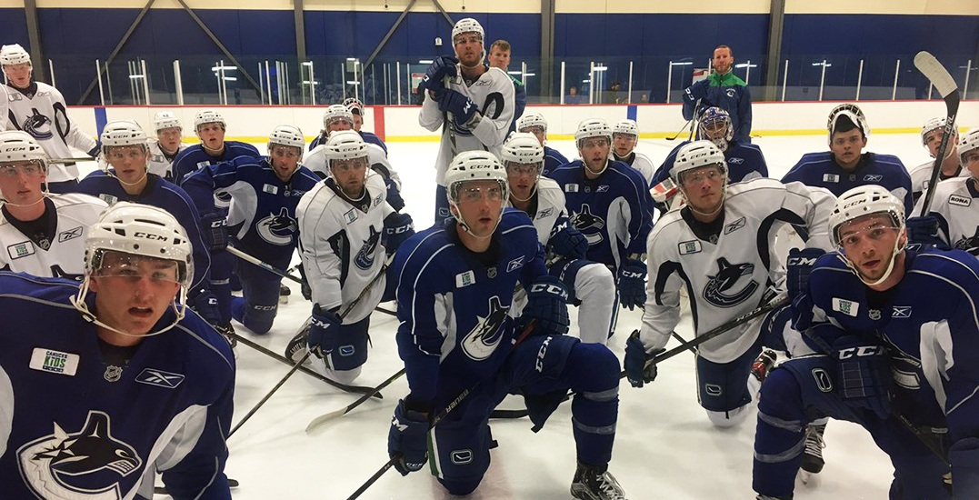 See the next-generation of Canucks players hone their skills this summer