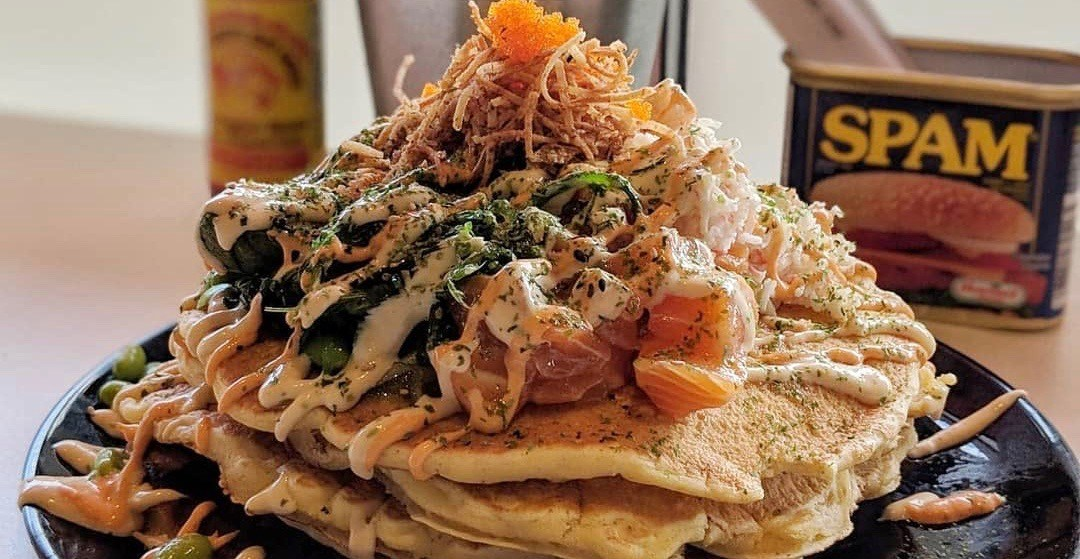 Poké pancakes are a real thing and you can get them in Vancouver this month