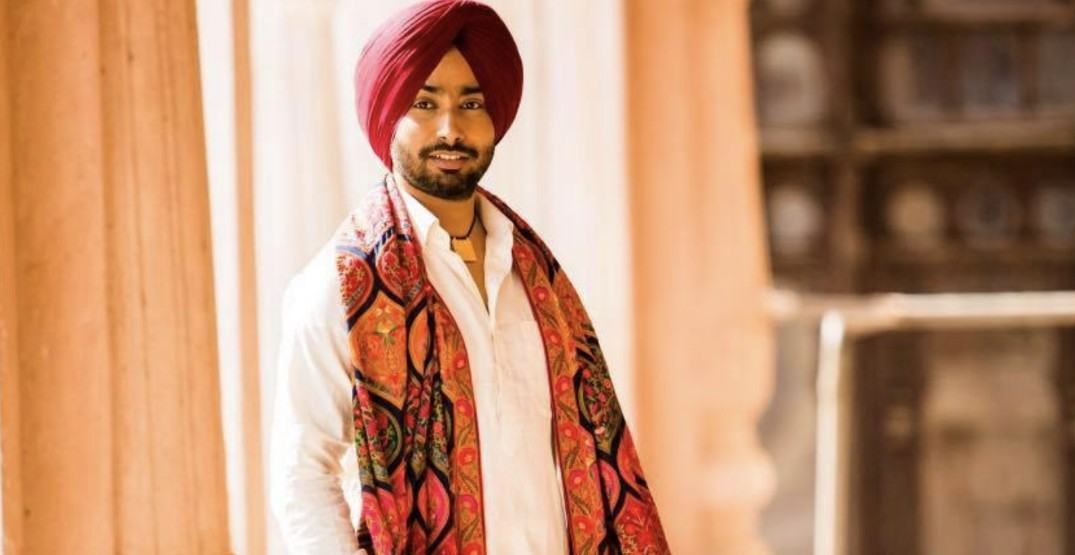 World-renowned Punjabi singer Satinder Sartaaj performing in Vancouver next month