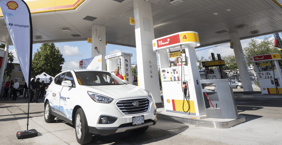 Canada's first public hydrogen refuelling station launches in Vancouver