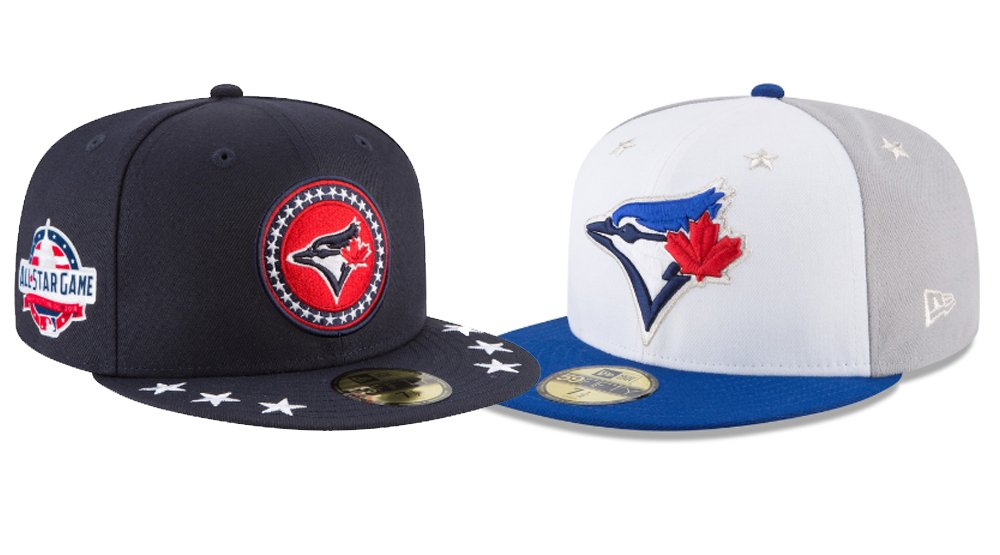 MLB unveils new Blue Jays All-Star Game uniforms (PHOTOS)  36f9213f2d1