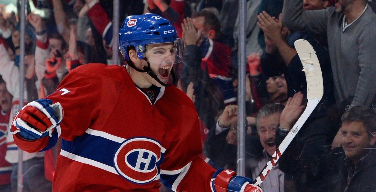 Canadiens trade Alex Galchenyuk to Arizona for Max Domi