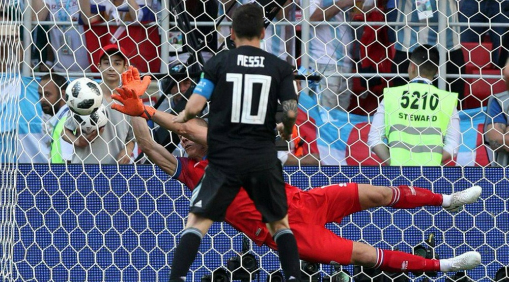Here's what you missed in Saturday's FIFA World Cup action: Messi's penalty kick gets stopped
