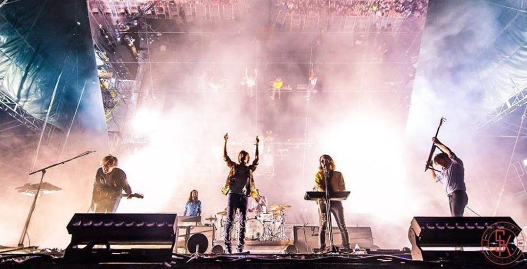 Indie rockers Phoenix are coming to Vancouver this fall