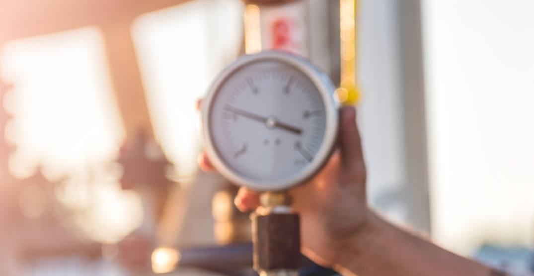 BC's natural gas could be cut as much as 50% this winter