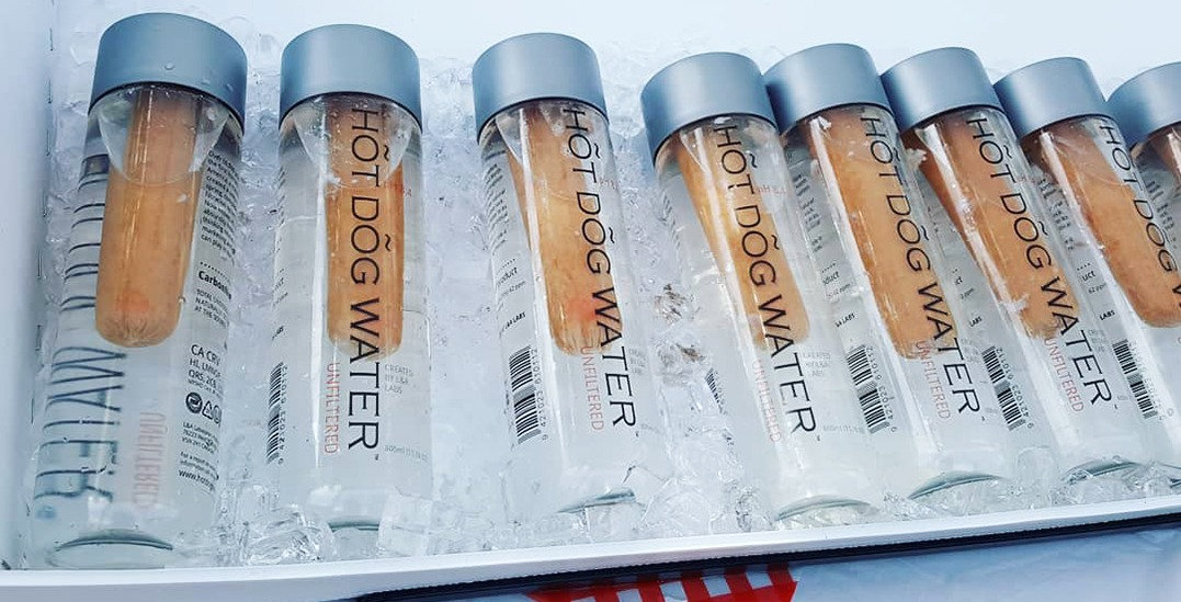 Vancouverites are freaking out over this $38 hot dog water