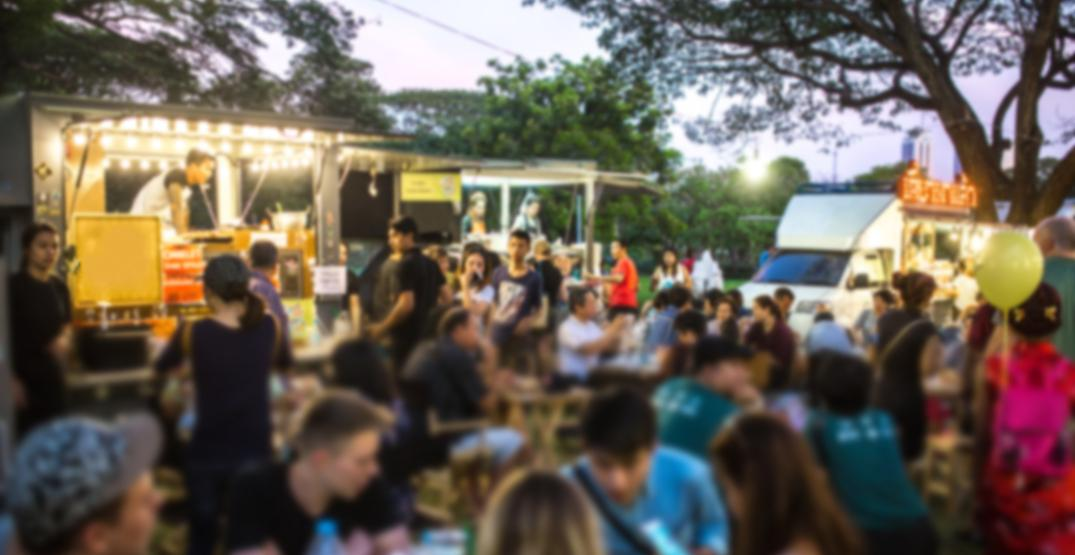 30 food trucks will headline this new circus-themed food festival next month