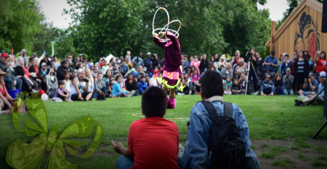 Celebrate National Indigenous Peoples Day at Trout Lake this Thursday