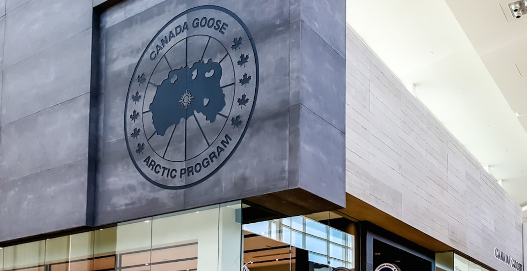 Canada Goose opening new store in downtown Vancouver this year ... 50a780184