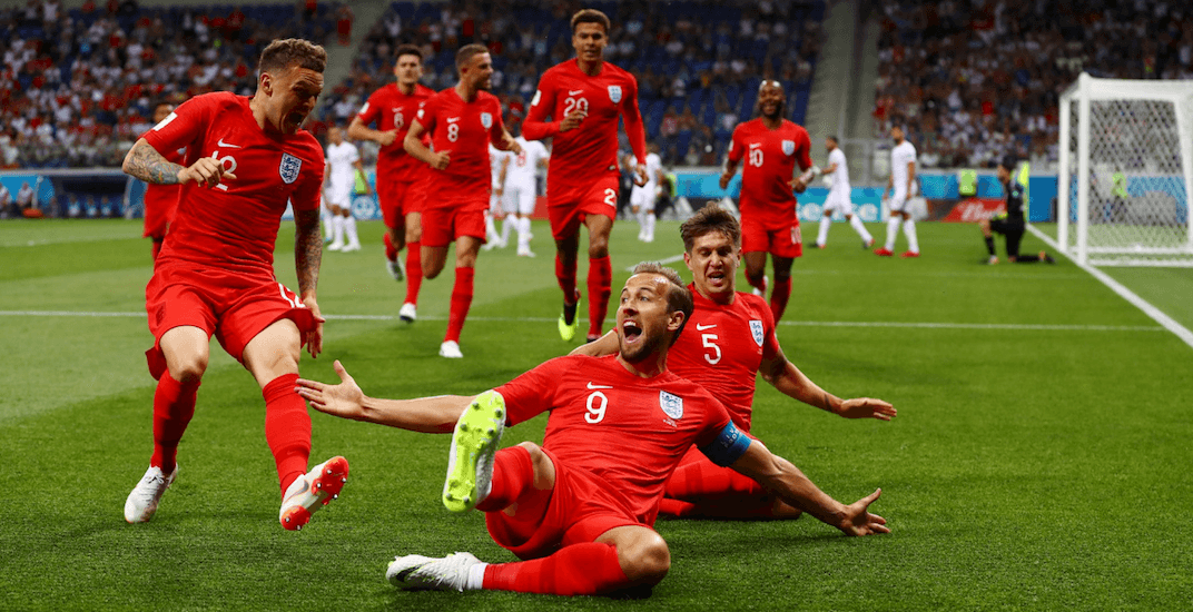 World Cup Report: England wins their opener in dramatic fashion