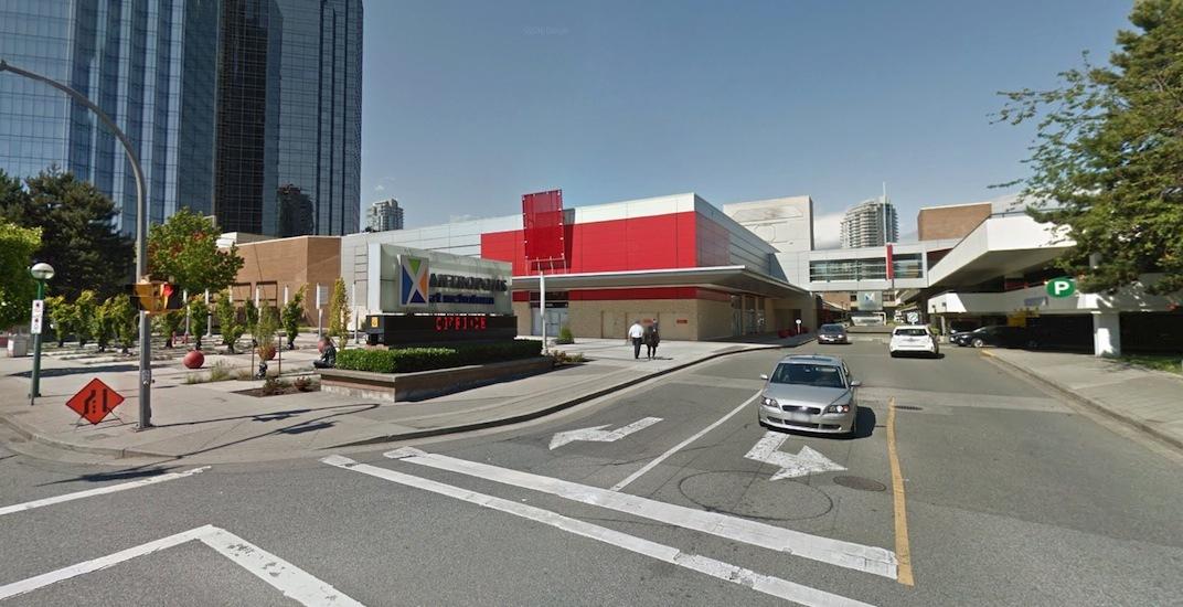 Walmart metropolis at metrotown burnaby