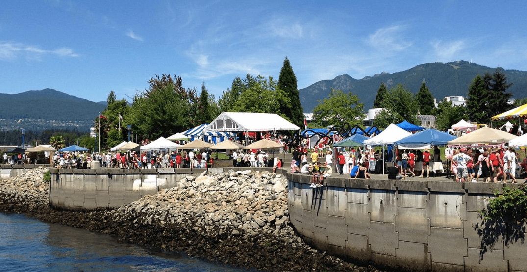 Celebrate Canada Day at a free community party in North Vancouver