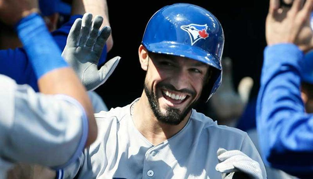 Blue Jays re-sign Randal Grichuk to 5-year, $52 million contract