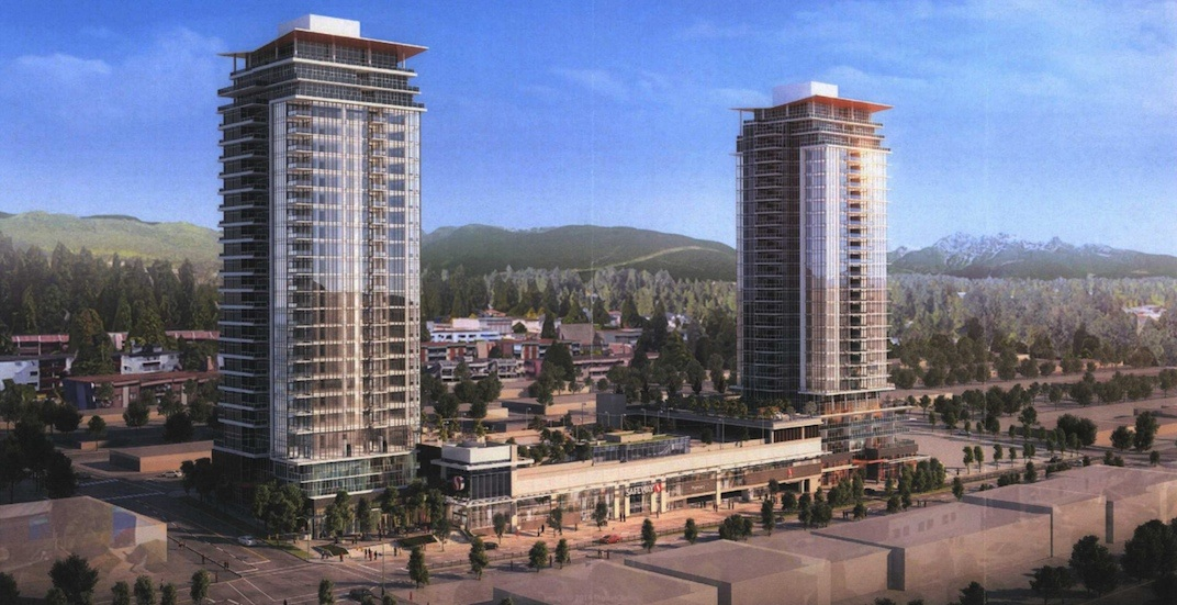 356 homes proposed for Austin Heights Safeway redevelopment in Coquitlam