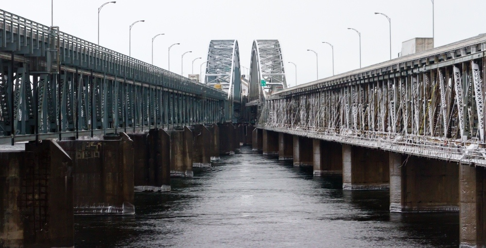 The Mercier Bridge will only have one lane open all summer