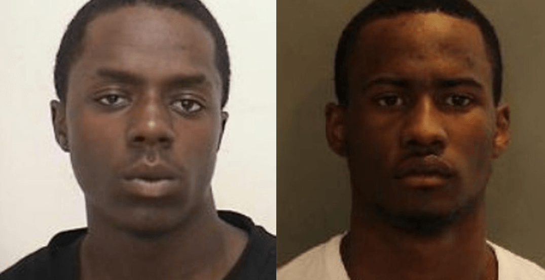 Police looking for two suspects connected to playground shooting (PHOTOS)