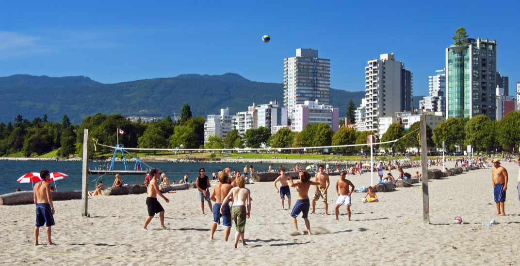 Vancouver weather calling for 14 straight days of sun