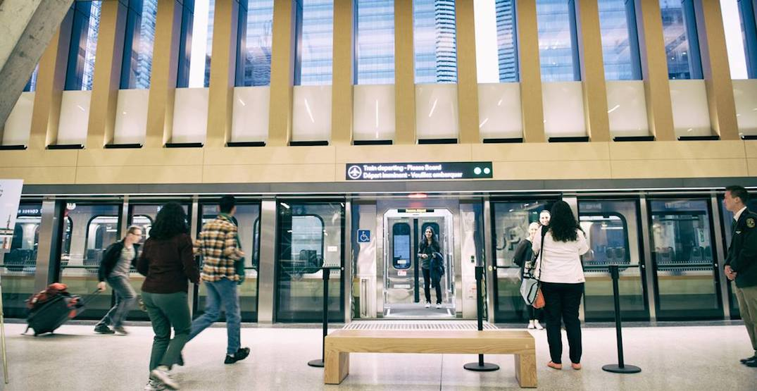 TTC currently undergoing study to install subway barriers