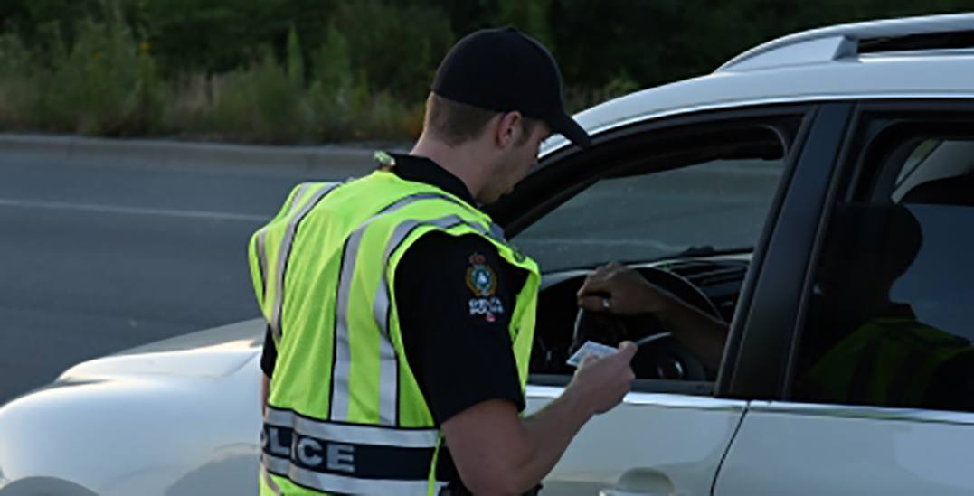 Delta Police issue warning to drivers after increase in impaired driving and collisions