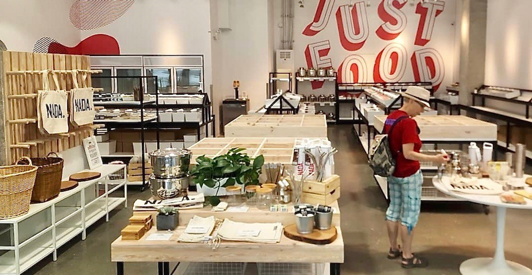 Vancouver's first zero waste grocery store opens today (PHOTOS)