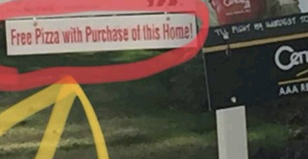 Real estate agent tries to entice homebuyers with pizza