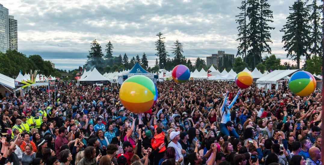 Crowdsurrey fusion festival
