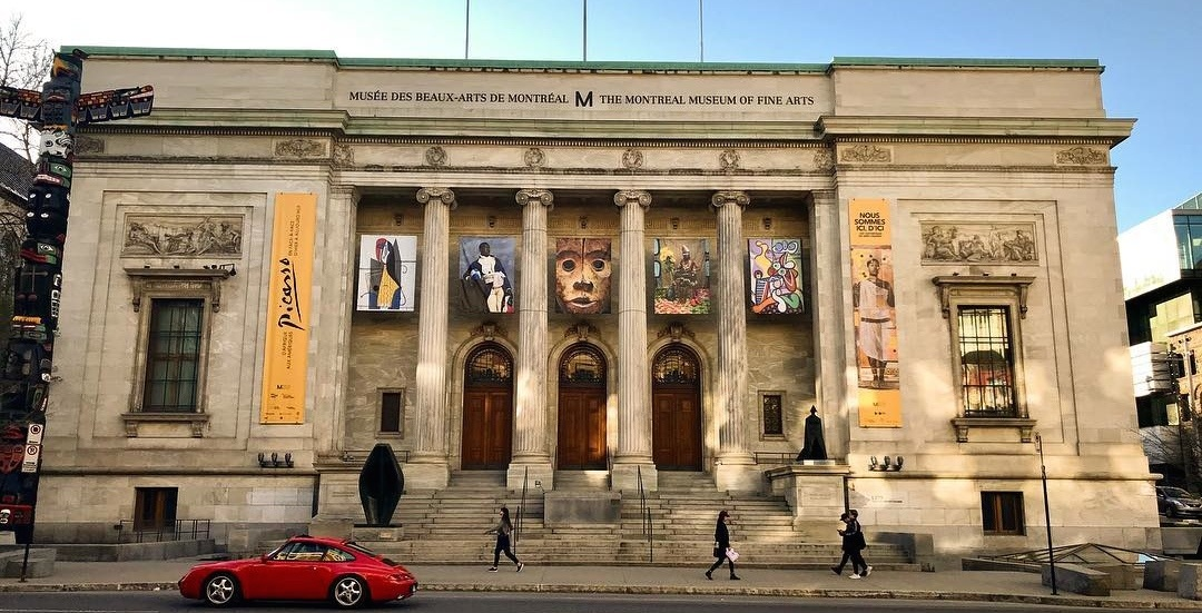 A new interactive exhibit is coming to the Montreal Museum of Fine Arts