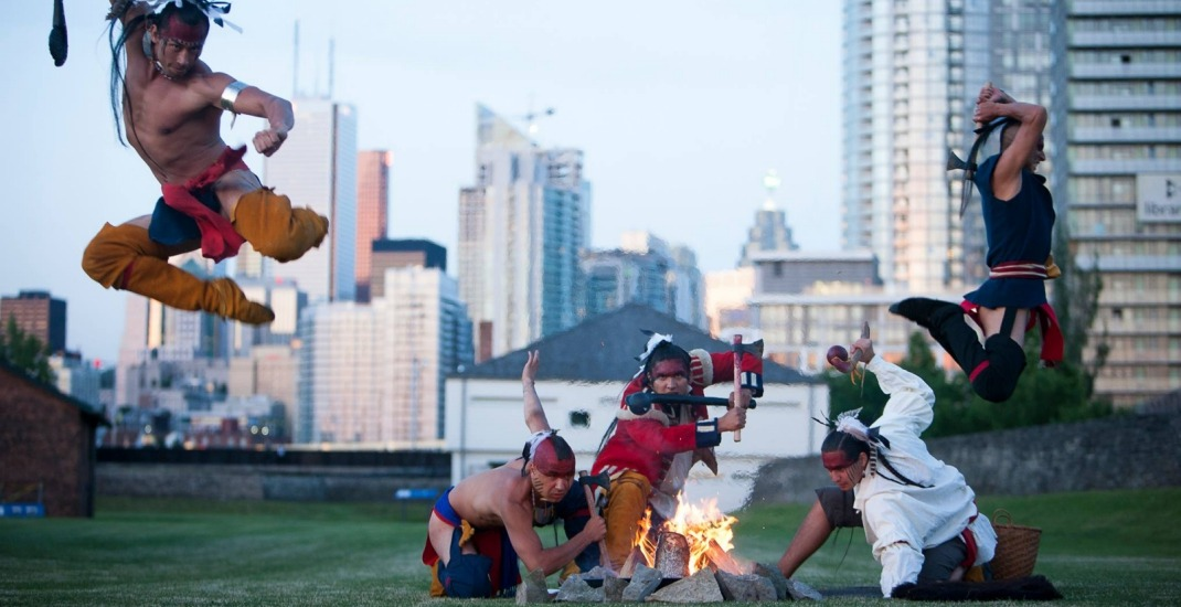 Toronto's Indigenous Arts Festival is happening this weekend at Fort York